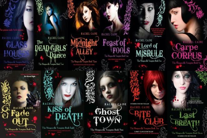 Morganville Vampires Novels